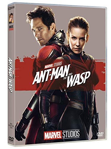 Ant-Man & The Wasp 10° Anniversario Marvel Studios dvd ( DVD)