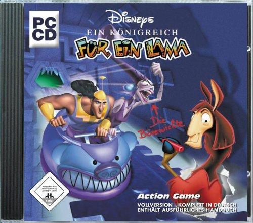 Ein Königreich für ein Lama - Action Game (Software Pyramide)