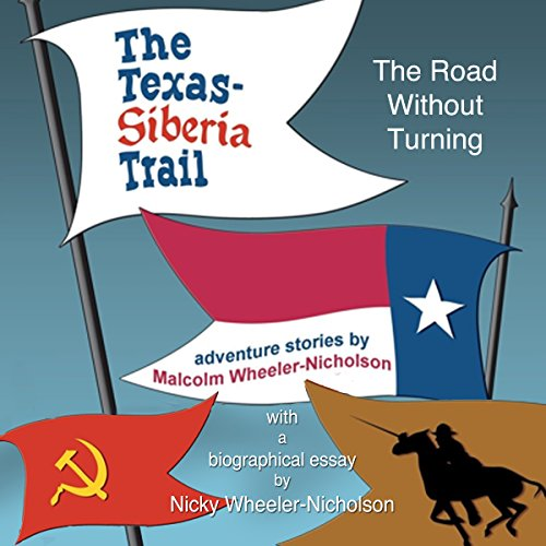 The Texas-Siberia Trail cover art