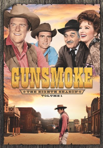 Gunsmoke - The 8th Season, Vol. 1 [RC 1]