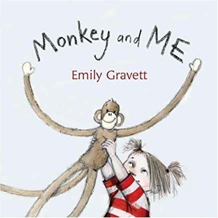 Di Emily Gravett Monkey and Me (Hardcover) marzo 4, 2008