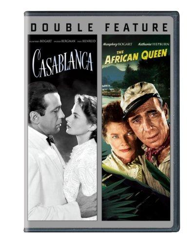 Casablanca / African Queen (2pc) / (2pk Ecoa) [DVD] [Region 1] [NTSC] [US Import]