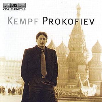 Prokofiev: Piano Sonatas Nos. 1, 6 and 7 / Toccata, Op. 11