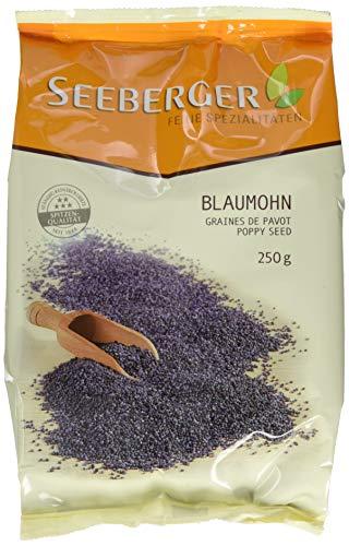 Seeberger Blaumohn, 9er Pack (9 x 250 g Beutel)