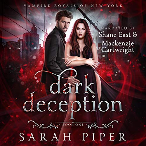 Dark Deception: A Vampire Romance cover art