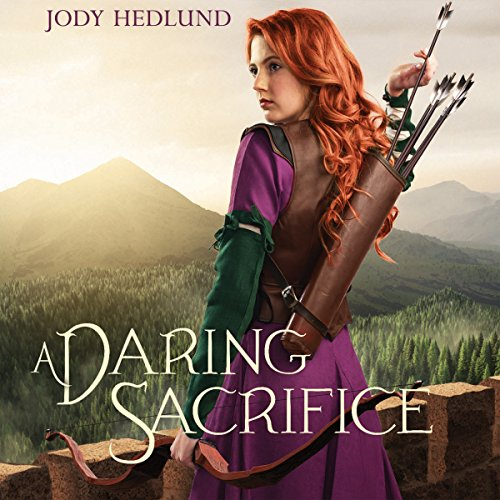 A Daring Sacrifice audiobook cover art