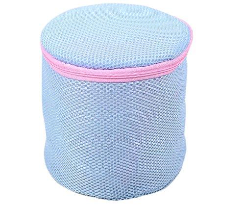 Da. WA cylindrique d'allaitement Soutien-gorge Sacs de lavage Personal Care Sacs pliable