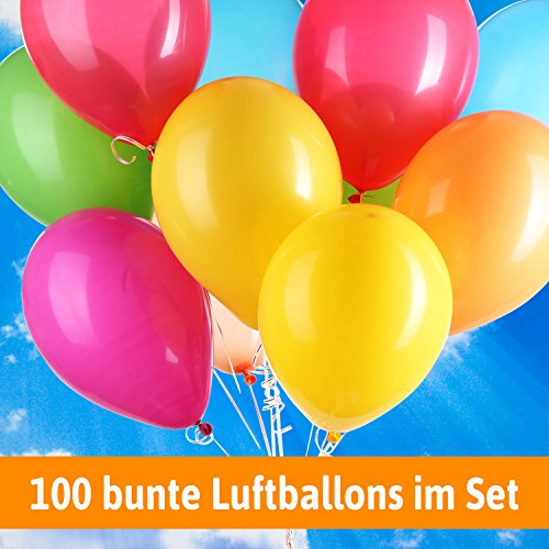 luftballons helium geeignet