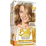 Garnier Tinta Capelli Belle Color, Colore Luminoso e Riflessi Naturali, Copre il 100% dei Capelli Bianchi Biondo Naturale, Confezione da 1