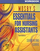 Mosby's Essentials for Nursing Assistants Workbook (2006 3rd Edition)