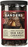Sanders Dark Chocolate Sea Salt Caramels - 36 ounces (2.25 pounds) by Sanders