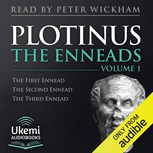 The Enneads Volume 1 (1-3) audiobook cover art