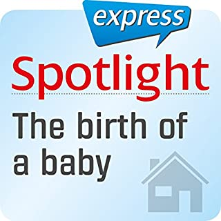 Spotlight express - Mein Alltag: Wortschatz-Training Englisch - Geburt eines Babys Titelbild