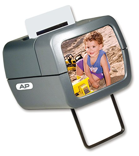 AP APP315200 - Visor Diapositivas con luz Multicolor