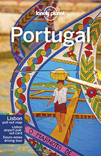 Lonely Planet Portugal [Lingua Inglese]