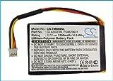 Batteria per TOM-TOM ONE V1, 3.7V, 1350mAh, Li-ion...