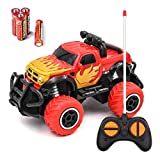 LucaSng Toys for 3-5 Year Old Boys, RC Car Remote Control Truck