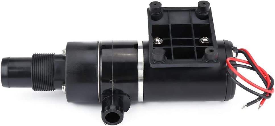 Cerlingwee Sewage Pump Max 52% OFF Macerator Sale price 12V Steel Stainless Cutter