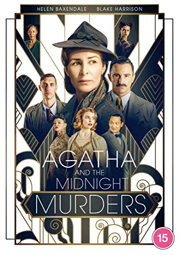 Agatha and the Midnight Murders [DVD]