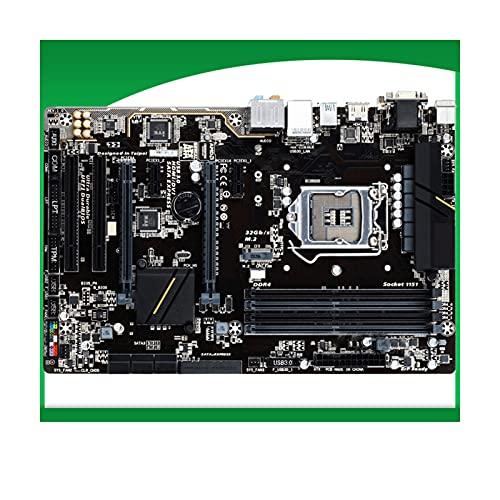 SYFANG Placa Base de Escritorio Fit for Gigabyte GA-B150-HD3 B150-HD3 LGA 1151 DDR4 HDMI Core I7 I5 I3 64G SATA3 USB3.0 M.2 ATX Placa Base