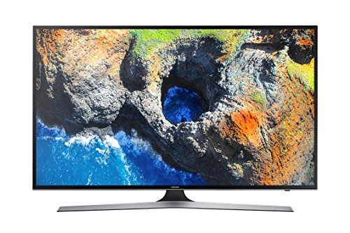 Samsung UE58MU6120KXZT UHD Smart TV 58', Serie 6 MU6120, HDR, Nero [Classe di efficienza energetica A]