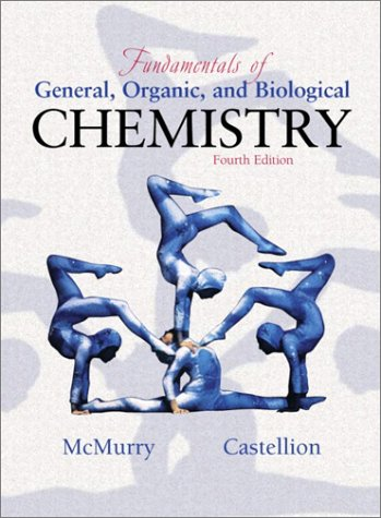 Fundamentals of General, Organic, and Biological Chemistry