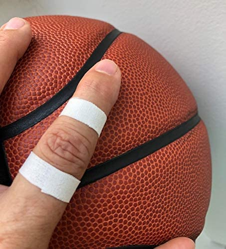 Finger Tape for Athletes; 10-Pack; 1 3 Waterp Wide ; Superlatite .8 Cash special price inch cm