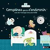 Comptines pour s'endormir - Livre CD
