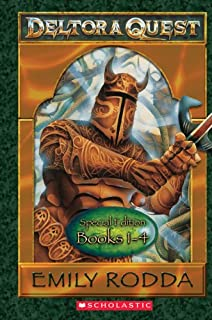 Deltora Quest (Special Edition) Books 1-4 (Deltora Quest, books 1 through 4 (The Forest of Silence, The Lake of Tears, City of Rats, The Shifting Sands))