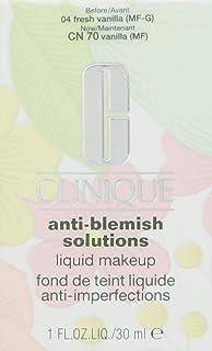 Clinique Anti-Blemish Solutions Liquid Makeup - 04 Fresh Vanilla(MF), 30 ml