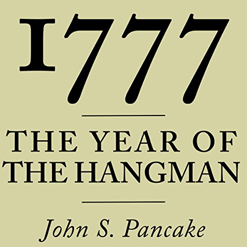 1777 audiobook cover art