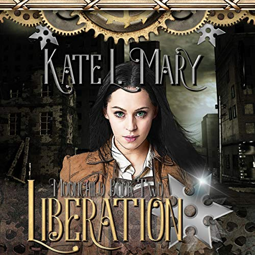 Liberation: Moonchild Book Two cover art