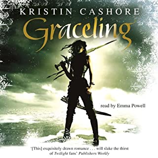 Graceling     Seven Kingdoms Trilogy, Book 1              By:                                                                                                                                 Kristin Cashore                               Narrated by:                                                                                                                                 Emma Powell                      Length: 13 hrs and 32 mins     151 ratings     Overall 4.6