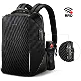 Anti-Theft Laptop Backpack, Fi...