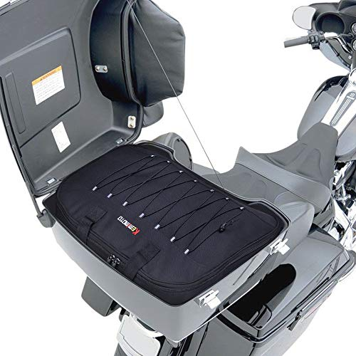 Tour Pack Organizer Travel-Paks Soft Liner Luggage Bag for Street Glide Electra Glide Road Glide Road King Touring Models