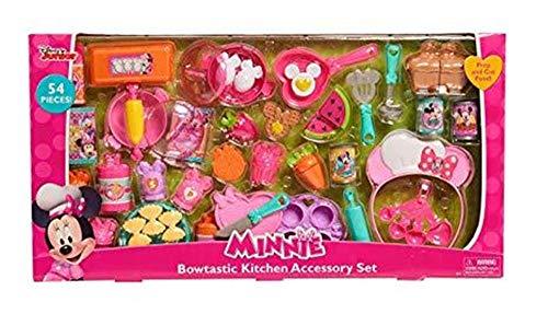 Minnie Bow-Tique Bowtastic Kitchen Accessory Set - brown mailer