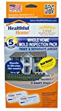 Best Mold Test Kits - Healthful Home Whole Home Mold Inspection Pack Review