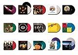 Queen: Complete Studio Album Collection(Ltd Box,Coloured) [Vinyl LP] (Vinyl (Limited Coloured LP-Box))
