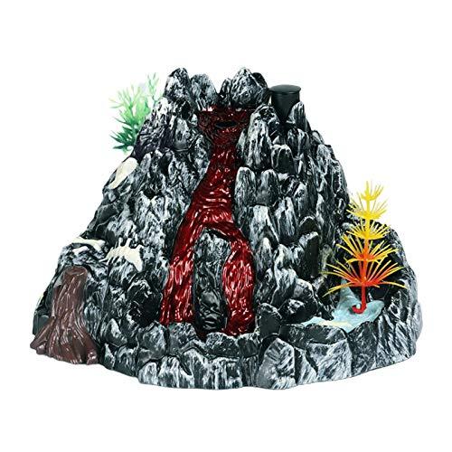 chiwanji Modelo de Erupción Volcánica, Modelo de Juguete de Simulación de Juguete para Niños,