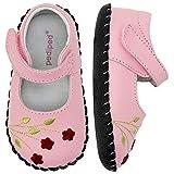 pediped Originals Caroline Crib Shoe (Infant),Pink,Small (6-12 Months)