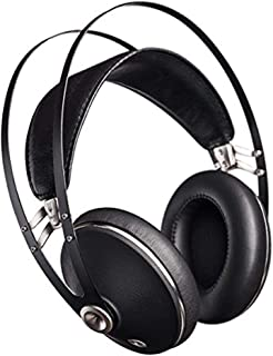 Meze 99 Neo | Wired Over-Ear Headphones with Mic and Self Adjustable Headband | Closed-Back Headset for Audiophiles | Gami... photo