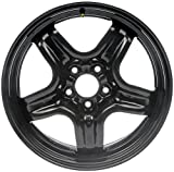 Dorman - OE Solutions Steel Road Painted Finish Wheel (17 x 7. inches /5 x 4 inches, 40 mm Offset)