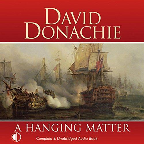A Hanging Matter audiobook cover art