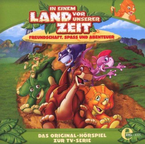 In einem Land vor unserer Zeit, Folge 2: Die Schlüpftags-Feier / Der verlorene Glitzerstein
