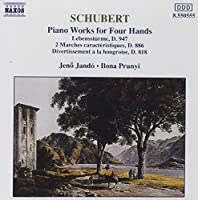 Schubert: Piano Works for Four Hands (1994-01-05)
