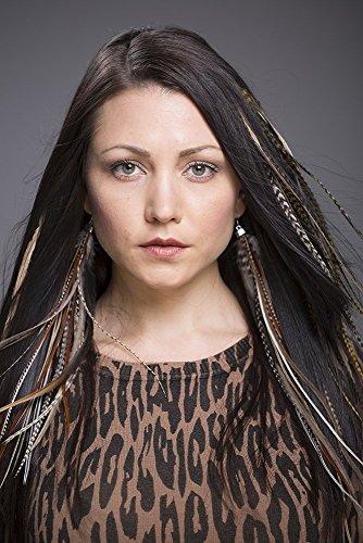 'Starter Kit complet avec plumes extensions pour cheveux noirs Set : Nature 1 \