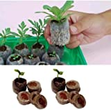 Jiffy simplelife Peat Pellets Seed Starting Plugs Pallet Seedling Soil Block ORP