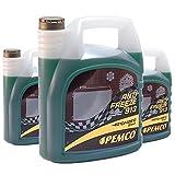 3 x 5L PEMCO Antifreeze 913 (-40) / Kühlerfrostschutz Fertiggemisch G11 Grün