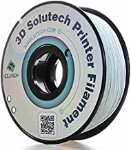 3D Solutech Marble 3D Printer PLA Filament 1.75MM Filament, Dimensional Accuracy +/- 0.03 mm, 2.2 LBS (1.0KG)