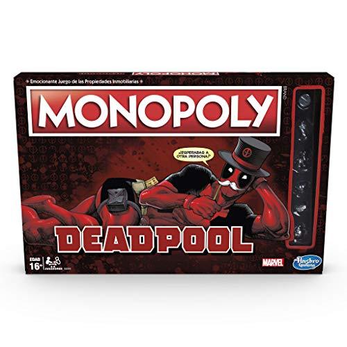 Monopoly - Deadpool (Hasbro E2033105)